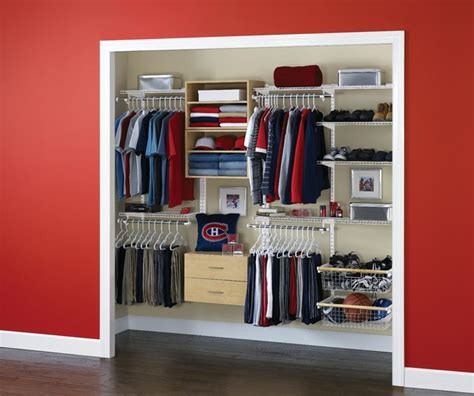 Home Depot Rubbermaid Closet Design Rubbermaid Homefree Closet Eclectic Closet By Rubbermaid