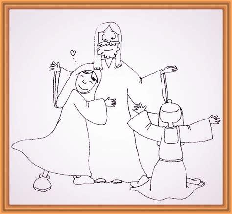 imagenes de jesus para colorear para niños los bonitos dibujo de cristo para colorear fotos de dios