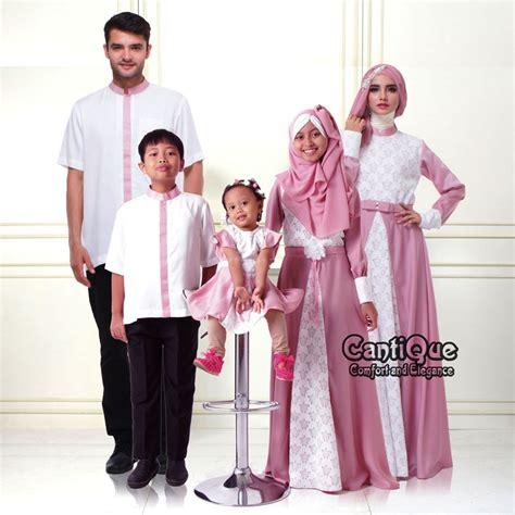 Baju Muslim Keluarga Lebaran 20 Koleksi Baju Lebaran Keluarga Terbaik 2018 Fashion