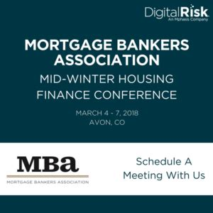 Mba Mortgage Bankers Association Conference by Events Hosting Attending Digital Risk