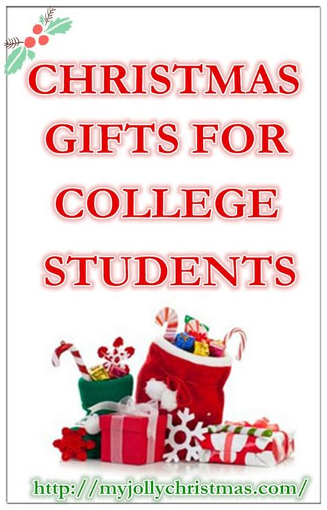 christmas gifts for college students my jolly christmas