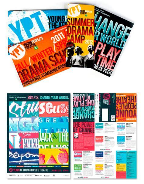 desain brosur menarik contoh desain brosur menarik untuk referensimu ids