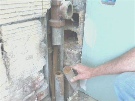 Plumbing Vent Pipe Clogged by Stlouis Renewable Energy Kitchen Remodel Project Photos