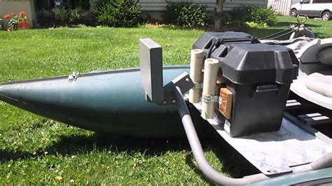 pontoon boat battery keeps dying three boat inflatable pontoon review youtube