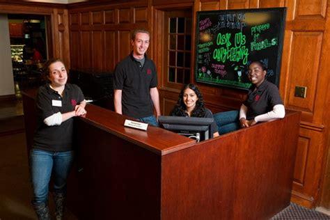 Cornell Help Desk by Ezra Magazine Tatkon Center Is A Hub Of Support