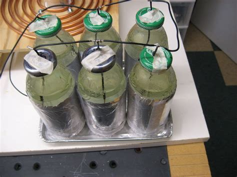 how to build a water capacitor how to build a tesla coil do it yourself
