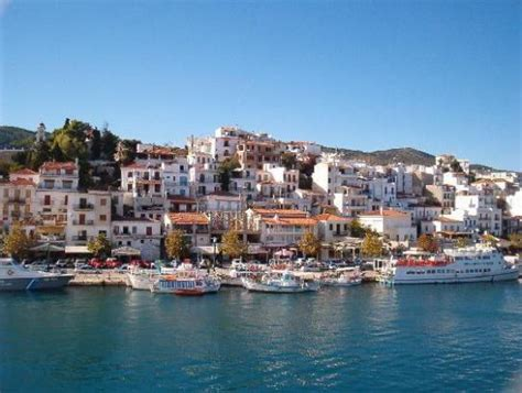 Star Clippers Blog » Port of the Week: Skiathos, Greece