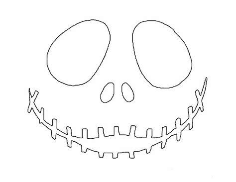 pumpkin carving templates skellington pumpkin carving stencils for a memorable