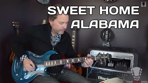 how to play sweet home alabama guitar lesson doovi