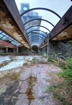 buck hill inn room 354 abandoned on abandoned pocono mountains and abandoned amusement parks
