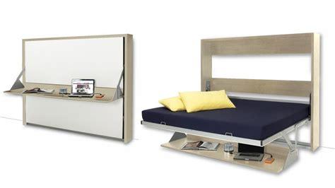 lit escamotable bureau lits donny 140 x 200 avec bureau escamotable un lit
