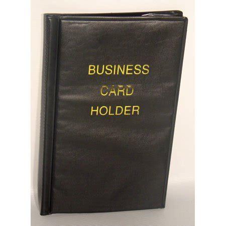 Business Card File Holder