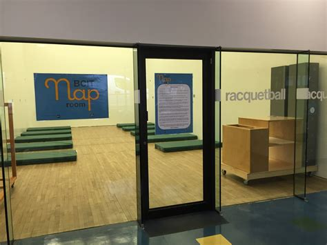 nap room bcit debuts nap room for sleepy students