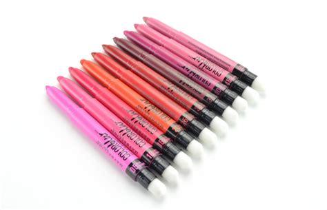 Lipstik Maybelline Color Blur maybelline color blur matte pencil review