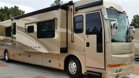 american couch top of the line 2006 american coach american tradition 40z