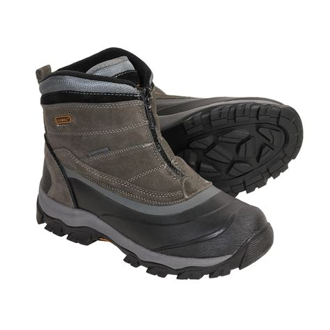 khombu mens boots khombu summit zip boots for 2820t save 35