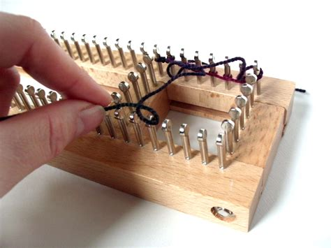 how to use a knitting board want to make socks w o knitting a review of the sock loom