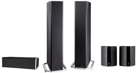 definitive technology bp home theatre speaker system