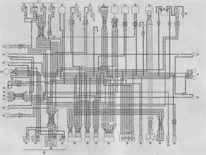 wiring diagram 1992 yamaha xv750 diagram download free