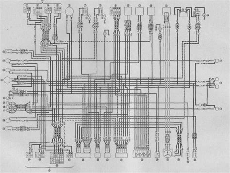 virago xv700 wiring diagram flasher relay wiring diagrams