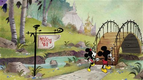 Wish Upon A Waltz mickey mouse wish upon a coin a waltz through