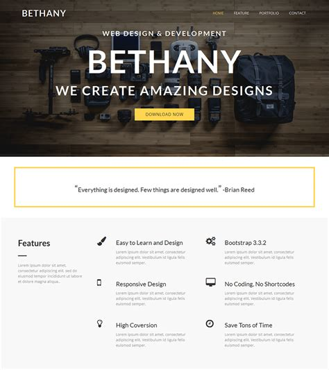 bootstrap theme free black free bootstrap themes and website templates