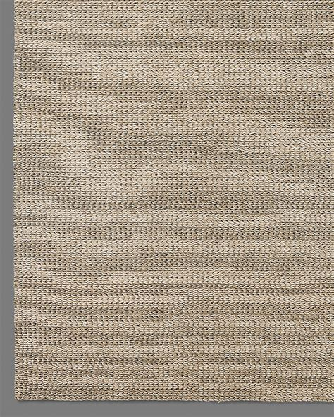 Braided Felt Rug braided felt rug flax