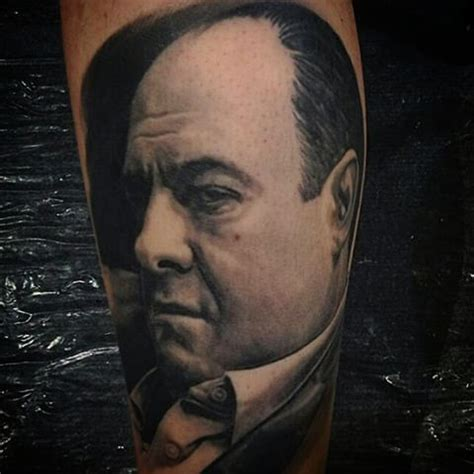 tony soprano tattoo 356 best images about envy on elvis