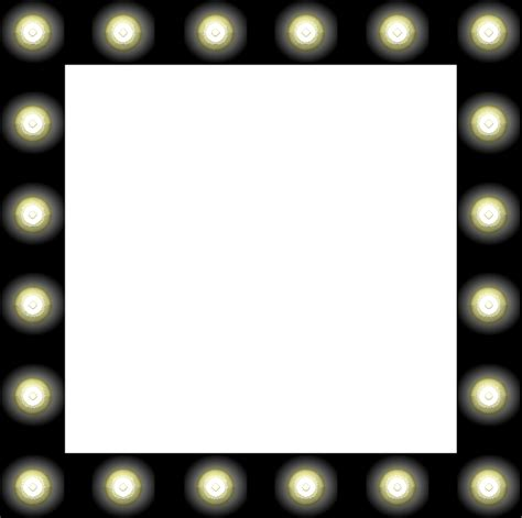 broadway mirror with lights broadway lights border www imgkid com the image kid