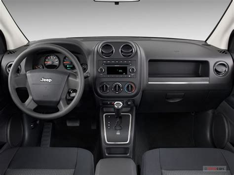 2009 jeep compass interior u s news world report