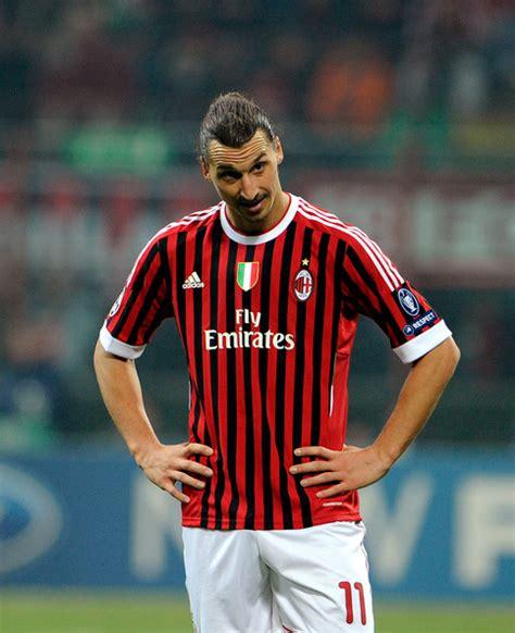 Ac Milan Zlatan Ibrahimovic ac milan 2011 ibrahimovic