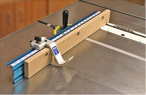 kreg table saw fence kreg kms7102 table saw precision miter system