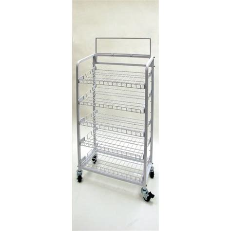 Mobile Display Rack by Mobile Display Rack