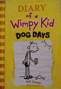 Diary Of A Wimpy Kid Dog Days Morgan S Library Diary Wimpy Kid