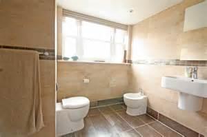 Brown and beige bathroom ideas