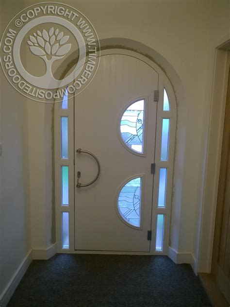 Arched Composite Front Doors Arched Composite Front Doors Large Arched Door Composite Home Arched Timber Composite Doors