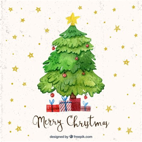 how do i water a christmas tree when away watercolor tree background vector free