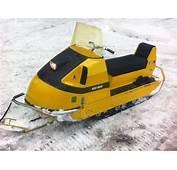 Work Horse 1970 Ski Doo Alpine Invader 640/ER