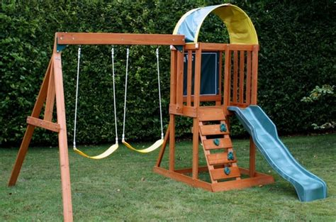 make a swing set the swing set that procrastination built attentionality