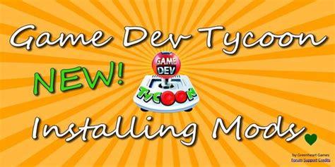 game dev tycoon mod na kase game dev tycoon mods