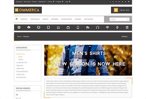 Responsive Ecommerce Website Templates Free Website Themes Free Responsive Ecommerce Website Templates