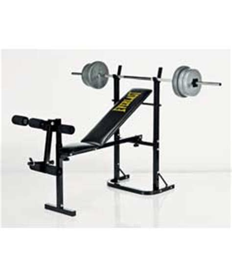 beginner weight bench set cheap bench weight set