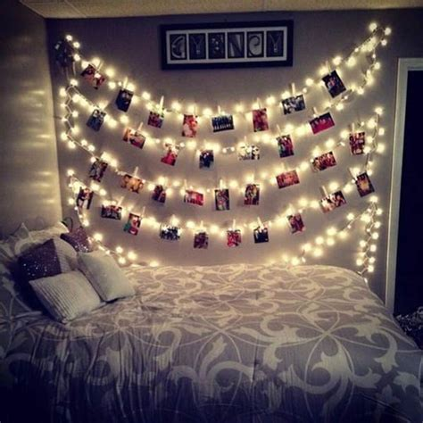 white christmas lights in bedroom happy holidays
