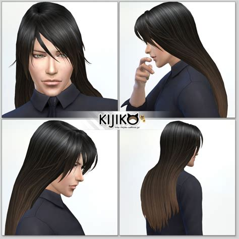long hair for guys sims 4 cc kijiko 187 sims 4 updates 187 best ts4 cc downloads 187 page 9 of 11