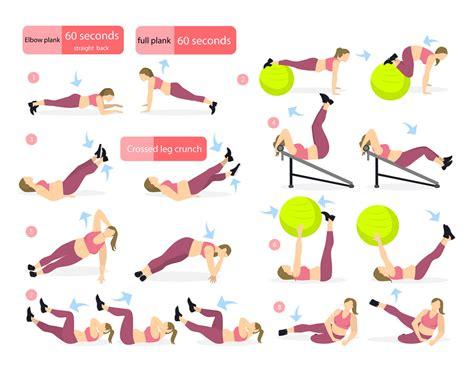 esercizi da fare in casa esercizio completo addominali qual 232 il migliore