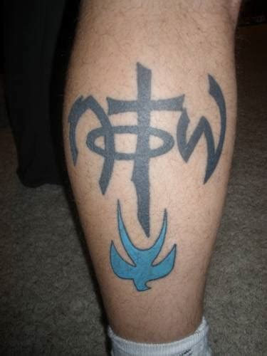 tattoo not christian christian body art to live is christ