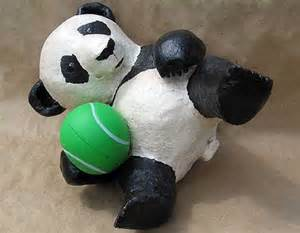 Panda Balloon Animal » Home Design 2017