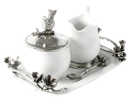 vagabond home decor vagabond house creamer set song bird