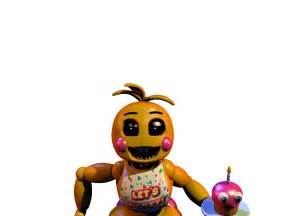 Pin five night s at freddy s toy chica fan t shirt on pinterest