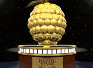 The Razzie Award Nominees Announced by 2011 Razzie Award Nominations The Razzies Golden Raspberry